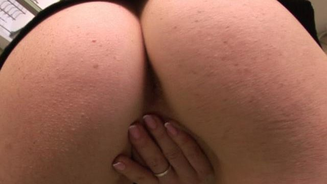 Incredible Wifey Undressing And Caressing Her Sweet Gash