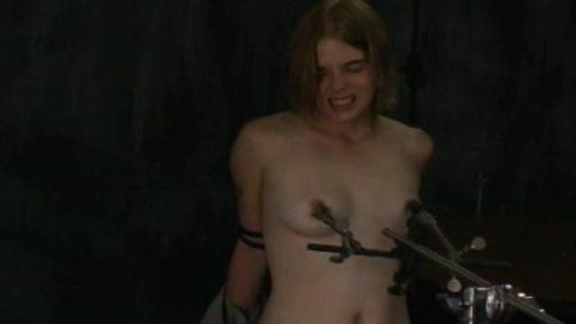 Danielle Titty Torture