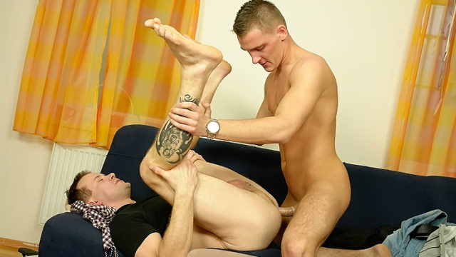 Nasty Stud Simply Desires To Get Laid