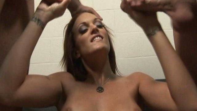 Monica Mayhem Masturbates Off 2 Shafts Whilst Dressed In Best Her Milky Boulder-holder