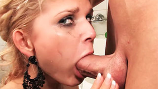 Facehole Poked Nubile