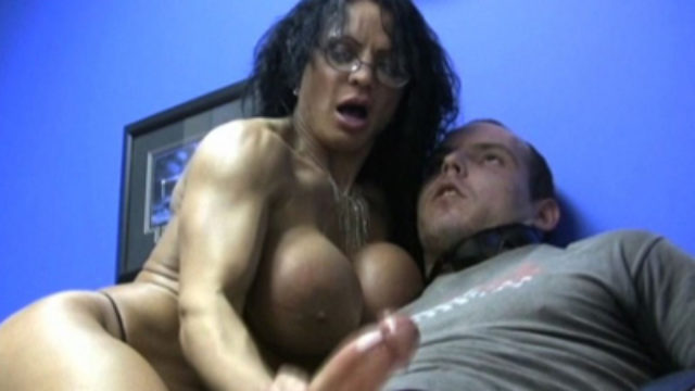 Wunder Doll Heads Bare-chested For #1 Admirer