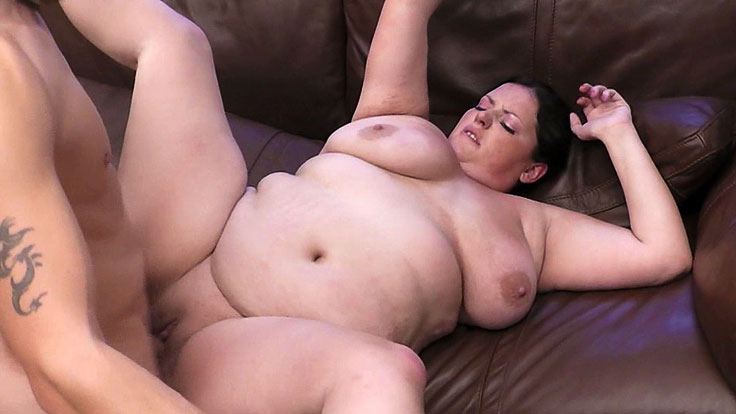 Bbw Cutie Snapped And Smashed
