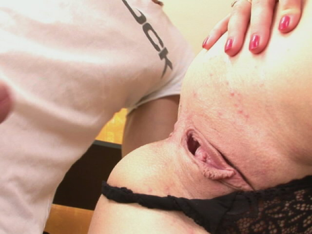Lusty Dark-haired Teenage Babe Getting Pinkish Danger Clam Penetrated Doggystyle