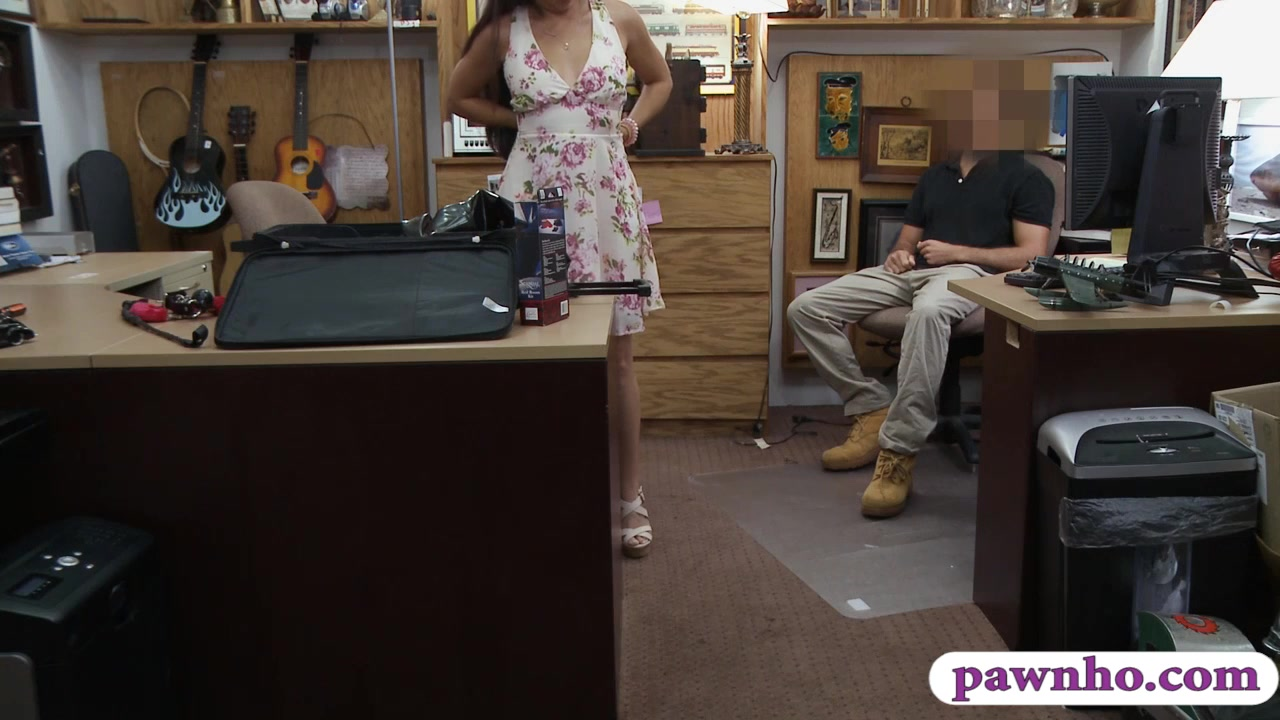 Ex Domina Screwed On The Pawnshop