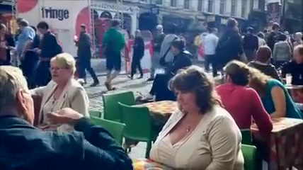 Insane Home Made Grandmas, Public Pornography Flick