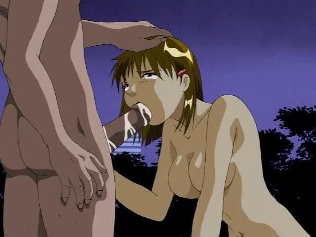Interesting Anime Porn Minx With Obese Sandbags Getting Gullet Boned Via A Ample Dick Within The Park