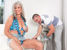Highly Youthful Penis For Silva Foxx