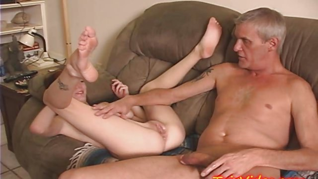 Impregnating My Slutty Teenager Step Daughter-in-law