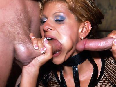 Humungous Jugged Latina Will Get Dual Teamed
