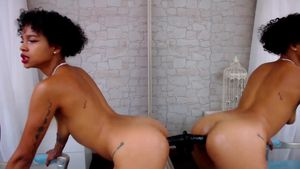 Alessiadownes Is Aware Of How To Satiate Herself