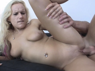He Lures Bro's Blond Gf Into Fuck-fest